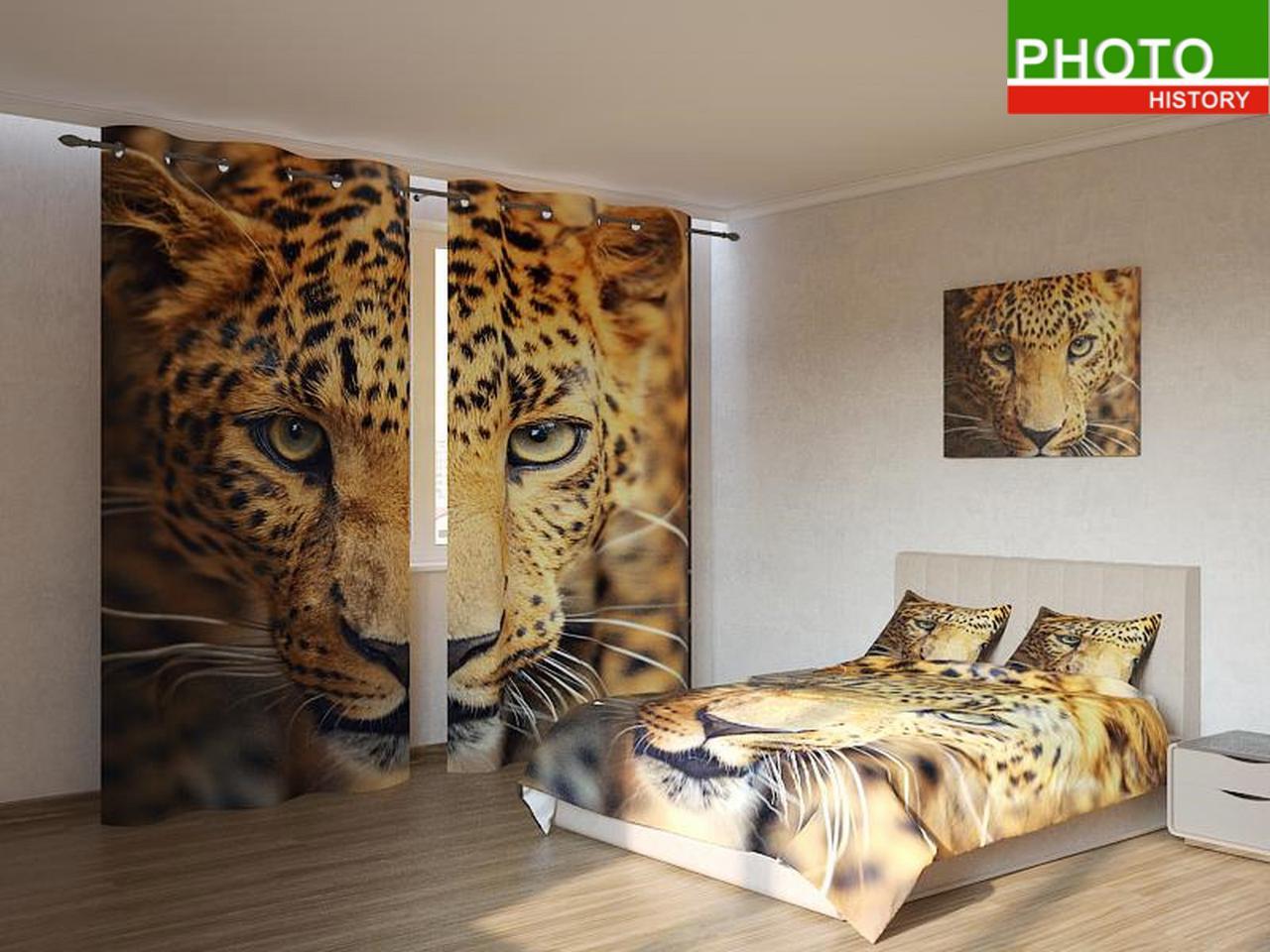 Фотокомплекты леопард