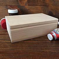 Шкатулка для декупажа дерев'янна 15*10