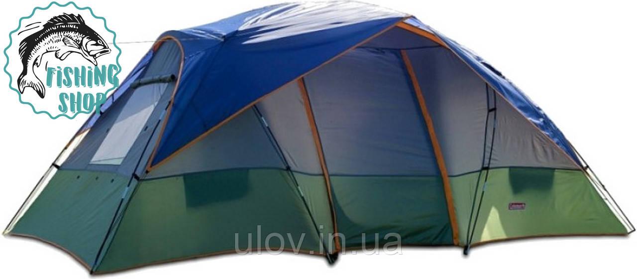 Палатка 4-х местнаяColeman 1100 (Колеман)