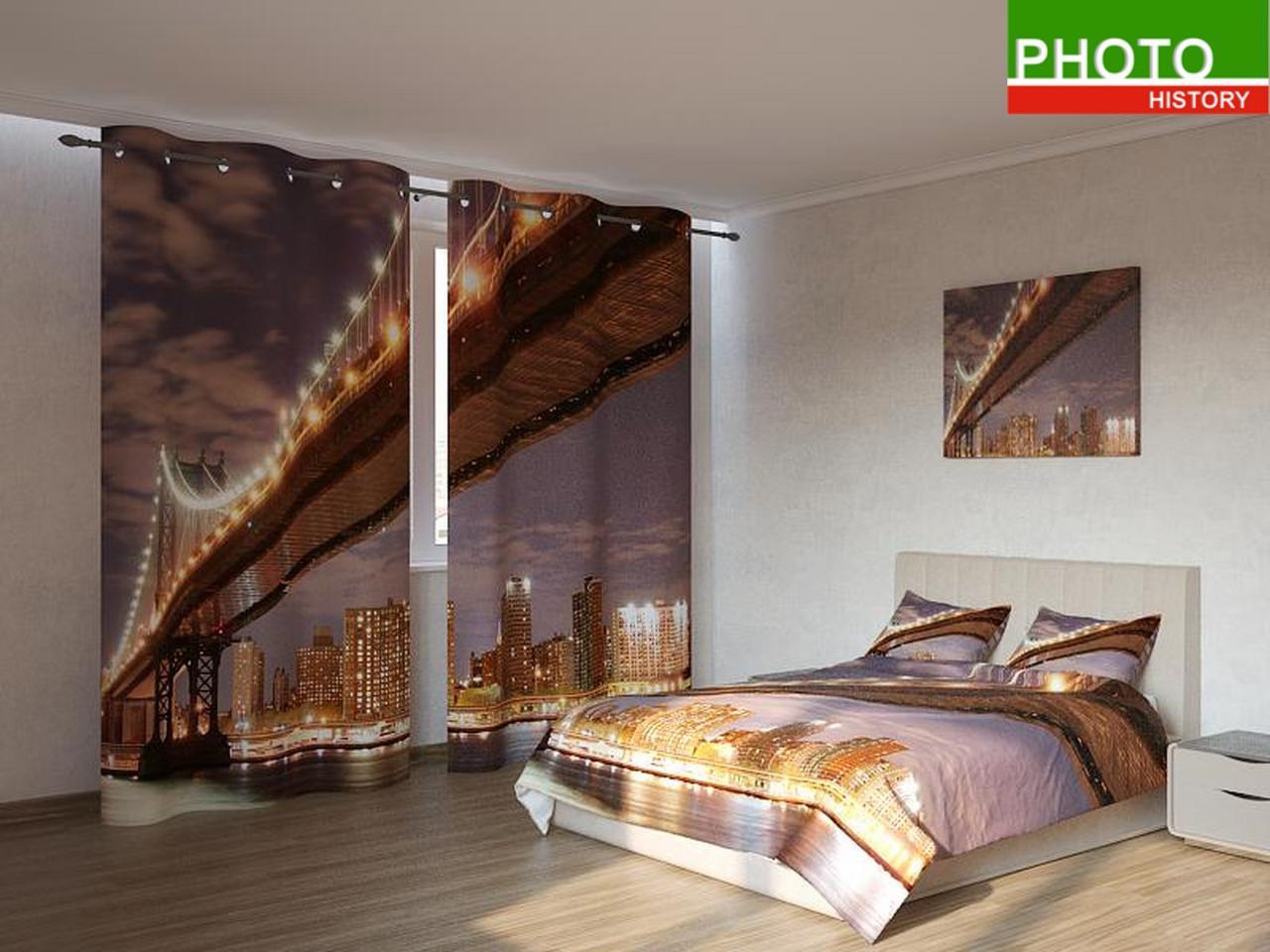 Фотокомплекты золотистый мост