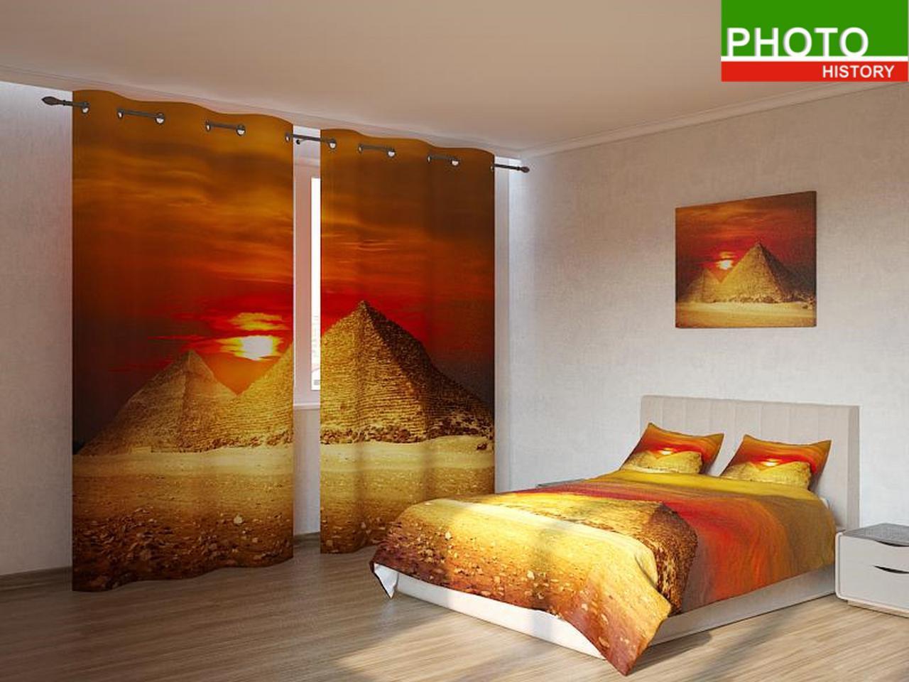Фотокомплекты Египетские пирамиды