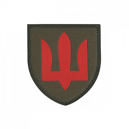 Нарукавный знак Протиповітряна оборона сухопутних військ (жаккард), фото 2