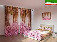 Фотокомплекты розовая листва