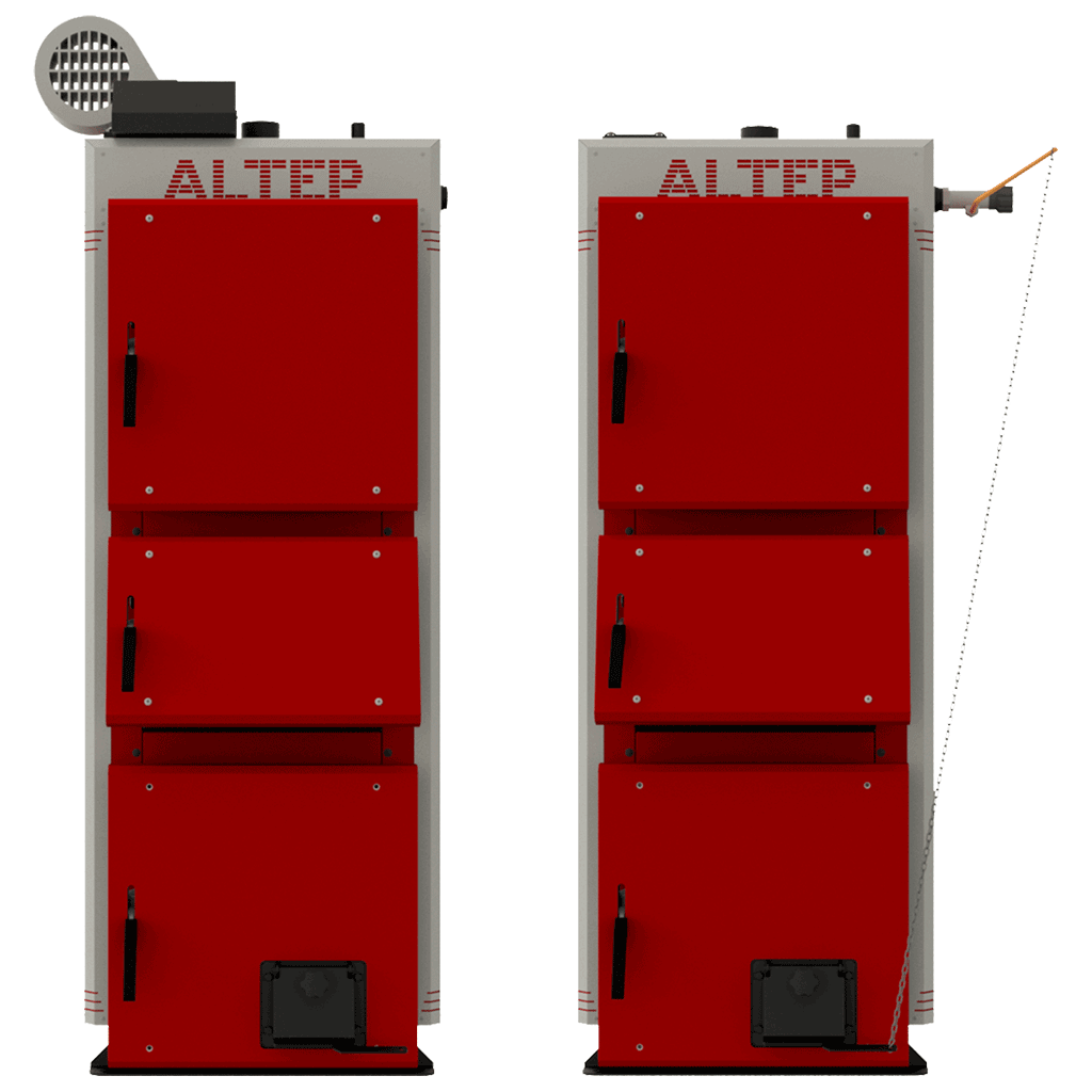 Твердотопливные котлы Altep Duo UNI Plus 40 кВт (Украина)