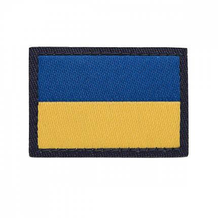 Нарукавный знак Державний Прапор України Військово-морських сил ЗСУ (жаккард), фото 2