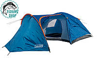 Палатка 4-х местнаяColeman 1009 (Колеман), фото 1