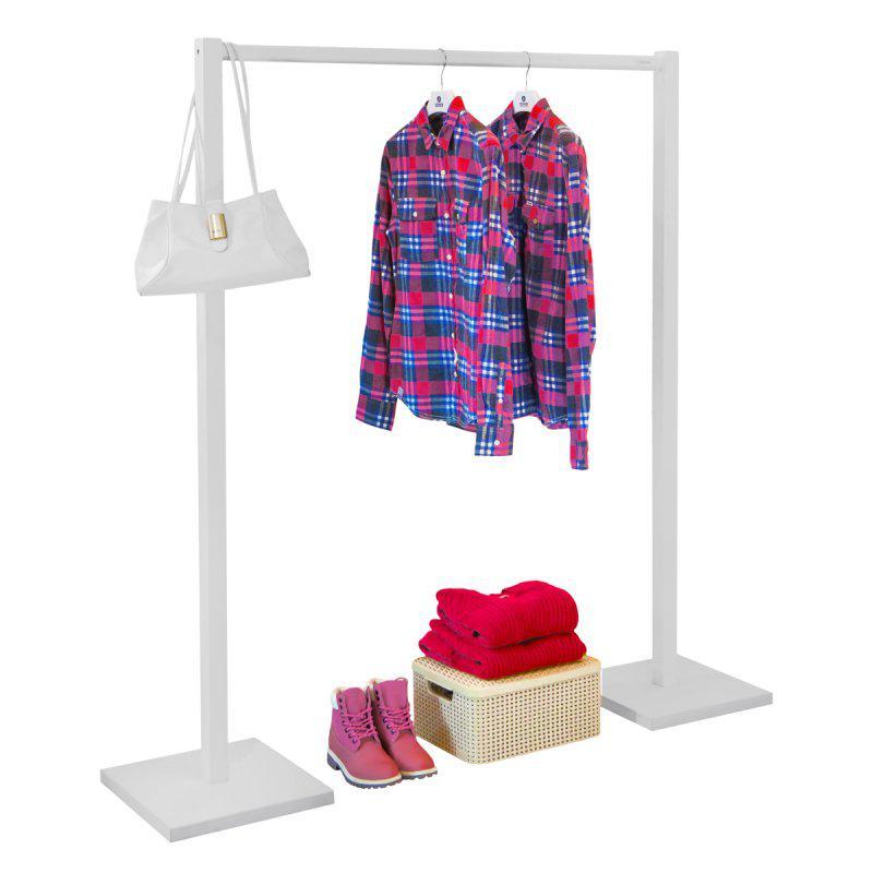 Стойка для одежды Сигма (натуральное дерево)