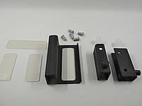 Стеклокомплект черный (две петли+ручка)