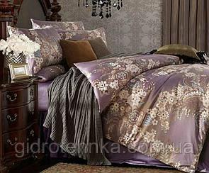 Сатиновое постельное белье.Полуторный комплект.