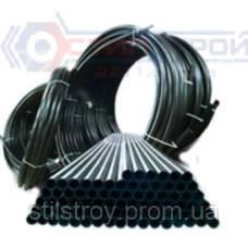 Труба полиэтиленовая ПЭ 80 Дн 125х6,0 (мм) Ру-6 (атм) SDR 21 производства Украина