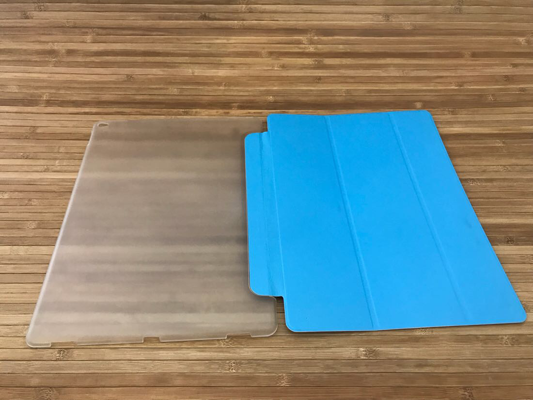 TTX Elegant iPad Pro 12.9 light blue Apple