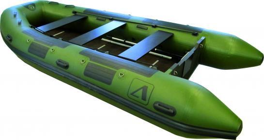 "Лодка надувная килевая ""Sprinter 420L"" S-420L ANT"