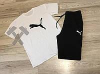 Шорты и футболка пума, спортивный костюм Puma