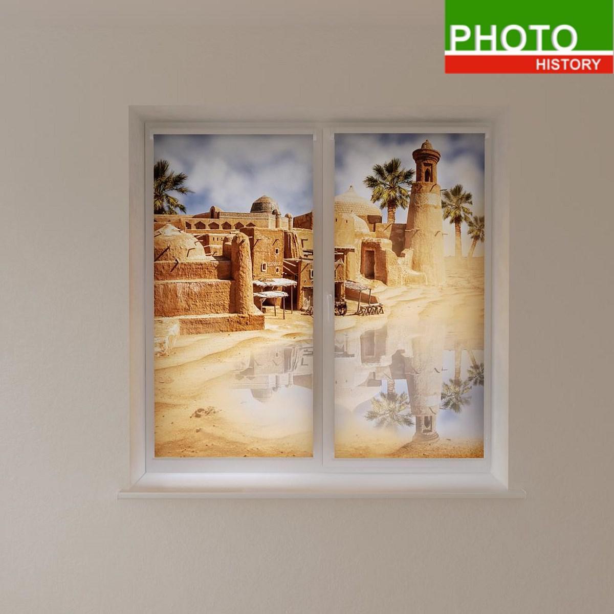 Рулонные шторы Египет