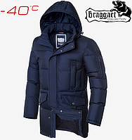 Мужская удлиненная куртка Braggart, фото 1