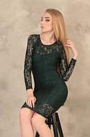 Гипюровое женское платье 126/06, фото 1