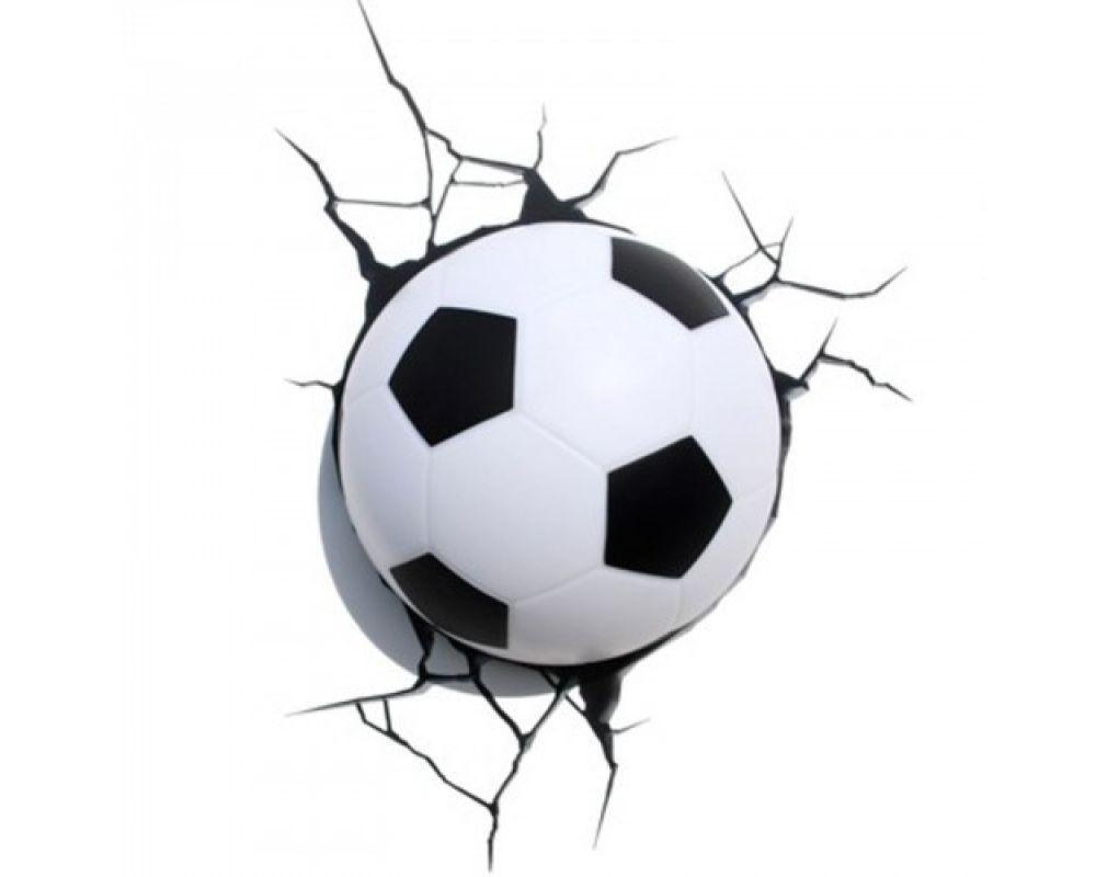 Ночник 3D football light