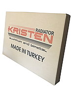 Алюминиевые радиаторы Kristen Турция (Батареи Кристен)