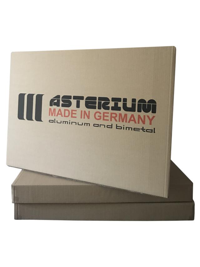 Фото алюминиевый радиаторы Астериум