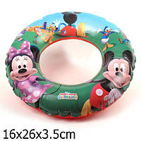 Надувной круг для плавания Клуб Микки Мауса Bestway 91004