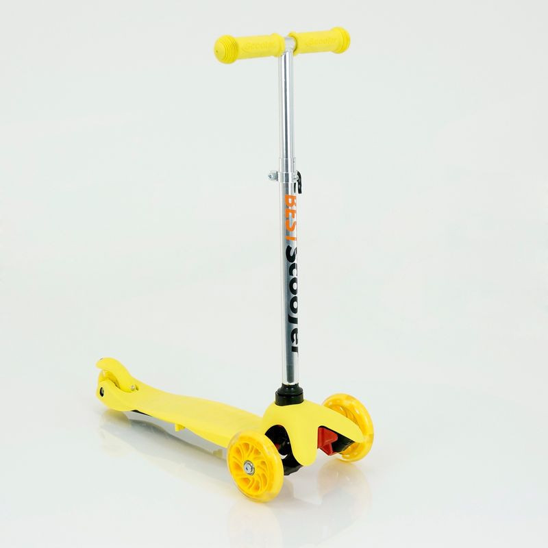 Самокат 905 Best Scooter (8) Желтый