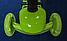 Самокат-беговел 890 \3 в1 Детский трехколесный Mini Micro Салатовый, фото 4