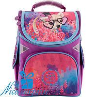 Рюкзак для девочки начальной школы Gopack GO18-5001S-6 (1-4 класс), фото 1