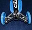Самокат 16-1 Scooter 3. Голубой, фото 3