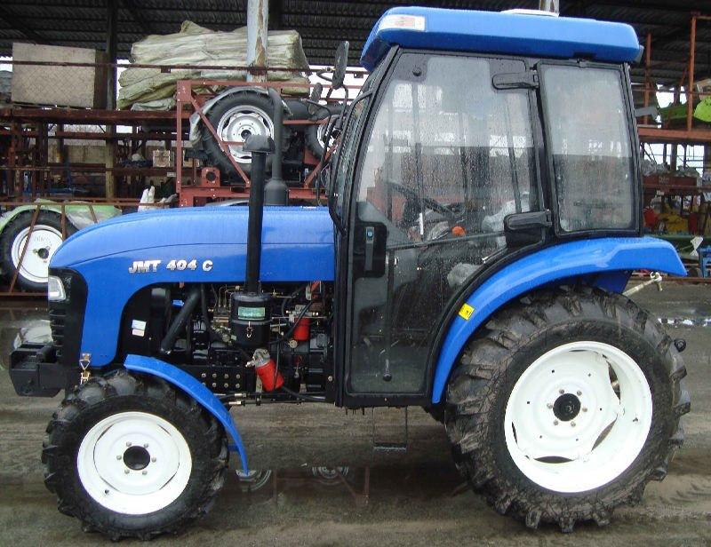 Трактор Jinma JMT 404C (40 л.с.; 4х4; ГУР; кабина с отоплением)