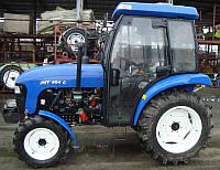 Трактор Jinma JMT 404C (40 л.с.; 4х4; ГУР; кабина с отоплением), фото 1