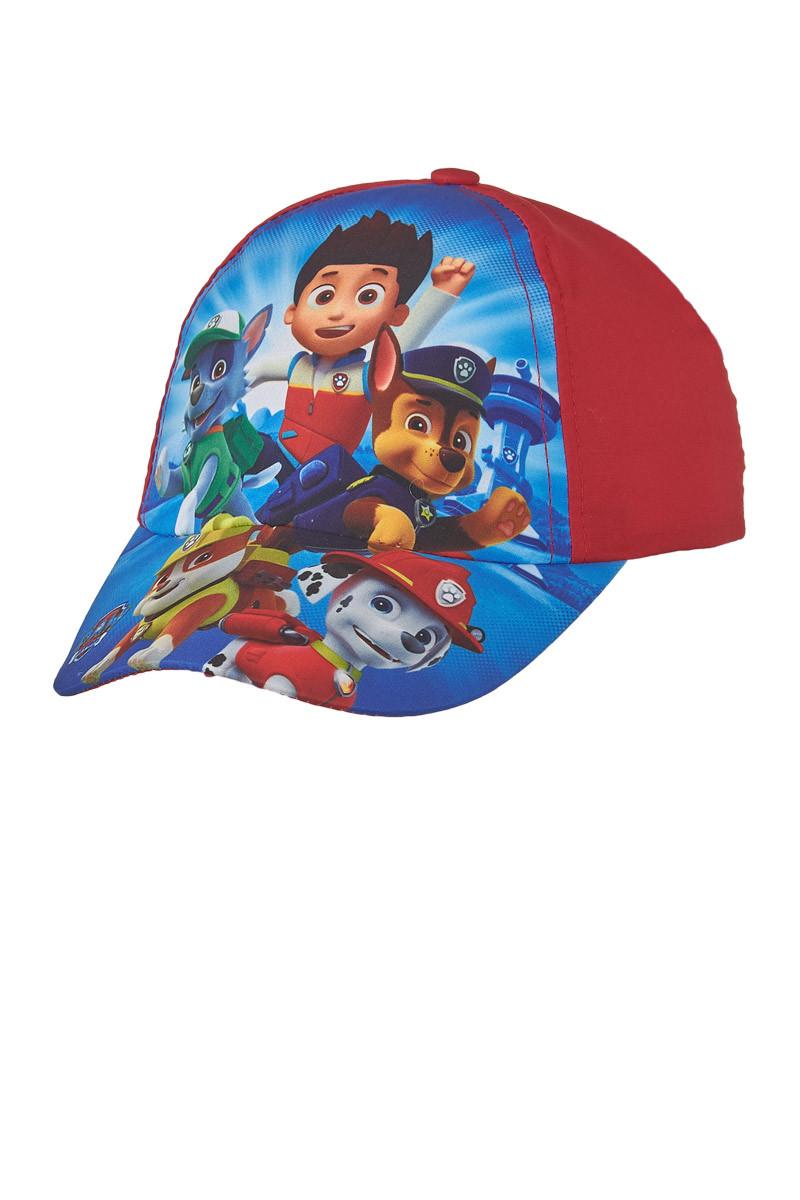 Детская летняя кепка для мальчика с героями мультика