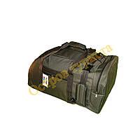 Сумка рюкзак 1233 военная 70 литров хаки, фото 1
