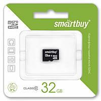 Карта флеш-памяти Smart Buy micro SDHC 32 Gb Class 10