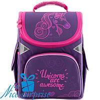Рюкзак для девочки начальной школы Gopack GO18-5001S-7 (1-4 класс), фото 1