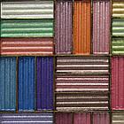Тени для Век Han Ling в Наборе 6002, 27 цветов, тон 01, Декоративная Косметика, Макияж Глаз, фото 4