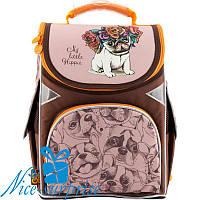 Рюкзак для девочки начальной школы Gopack GO18-5001S-8 (1-4 класс), фото 1