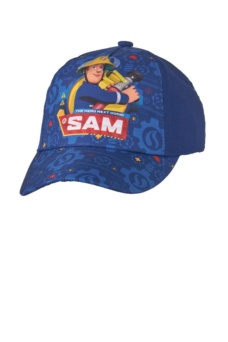 Мультяшная детская летняя бейсболка для мальчиков SAM.