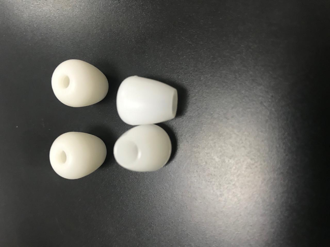 Оливы ушные для стетоскопа белые