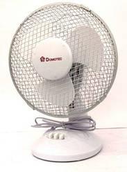 Вентилятор настольный DOMОTEC DT-012