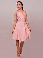 Платье нарядное детское летнее М -697 рост 146., фото 1