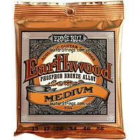 Струны Ernie Ball 2144 Earthwood Phosphor Medium 13-56