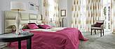Домашний текстиль, разновидность тканей для штор.