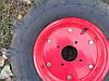 Колесо для мотоблока в сборе 5.00-10 диск, камера, покрышка, фото 3