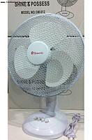 Вентилятор. Настольный вентилятор DM-012 Domotec (Domotec)