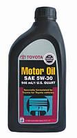 Моторное масло TOYOTA Motor Oil 5W-30 0,946 л