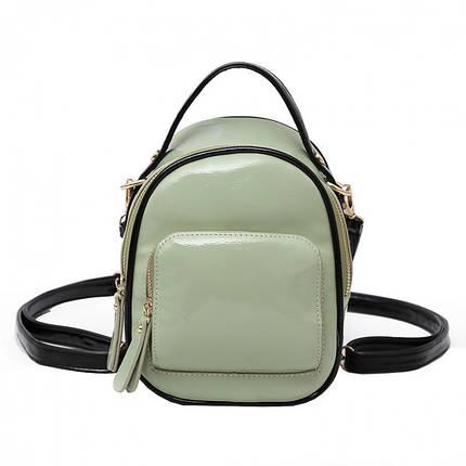 Женский мини рюкзак Cathy Green eps-8222, фото 2