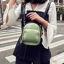 Женский мини рюкзак Cathy Green eps-8222, фото 3