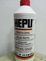 Антифриз концентрат G12 HEPU RED 1,5 л