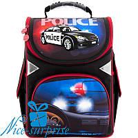 Каркасный рюкзак для мальчика Gopack GO18-5001S-11 (1-4 класс)