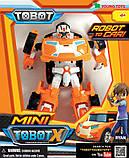 TOBOT Mini X Тобот мини Х Youngtoys, фото 2